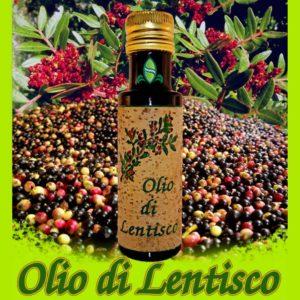 olio di lentischio sardegna