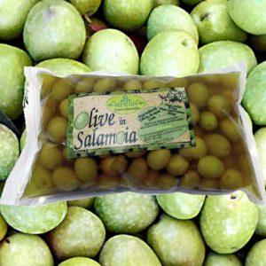 Olive salamoia gonnos bustina