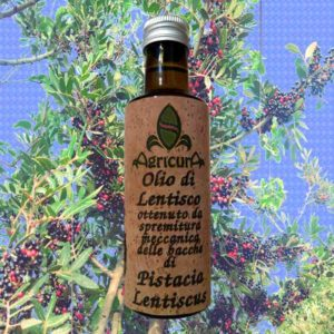 olio lentischio 100ml
